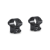 "Hawke Optics 9-11mm Match Grade Scope Mounts 1"" / 25mm Medium Double Screw #22101"