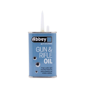 Abbey Gun And Rifle Oil Lubricant ~ 125ml Dropper