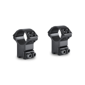Hawke Optics 9-11mm Match Grade Scope Mounts 1 inch / 25mm High Double Screw #22102